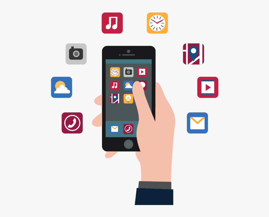 Top Android Mobile App - App Store Optimization, Transparent Clipart