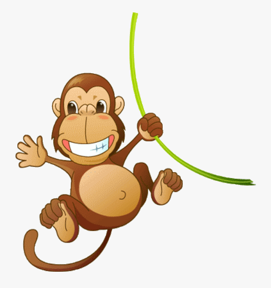 Animated Jungle Animals Clipart , Png Download - Jungle Animals Cartoon Png, Transparent Clipart