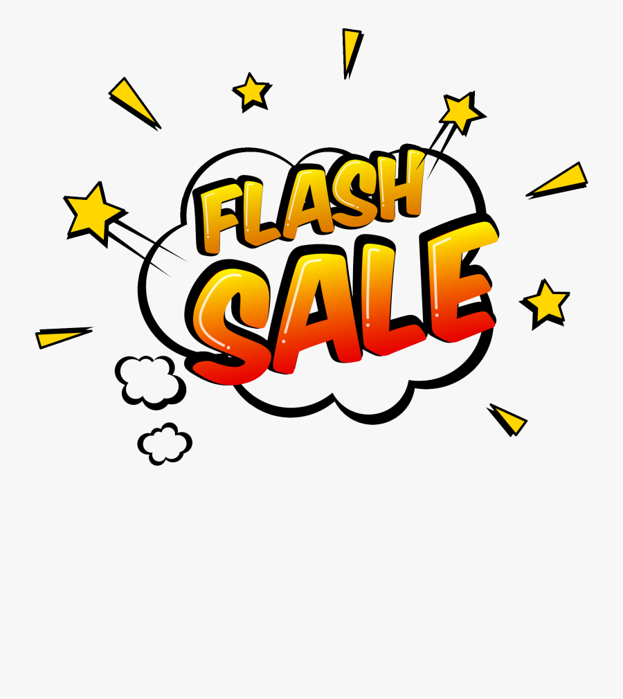 Flash Sale Royalty Free Clipart , Png Download, Transparent Clipart