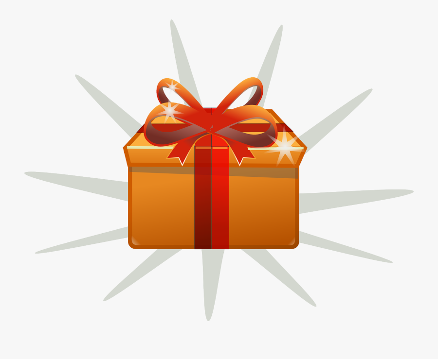Gift Box Graphics Of - Gift Box Gif Png, Transparent Clipart