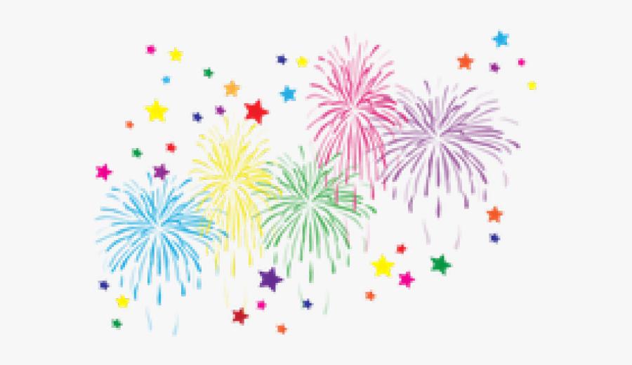 Fireworks Clipart Transparent Background, Transparent Clipart