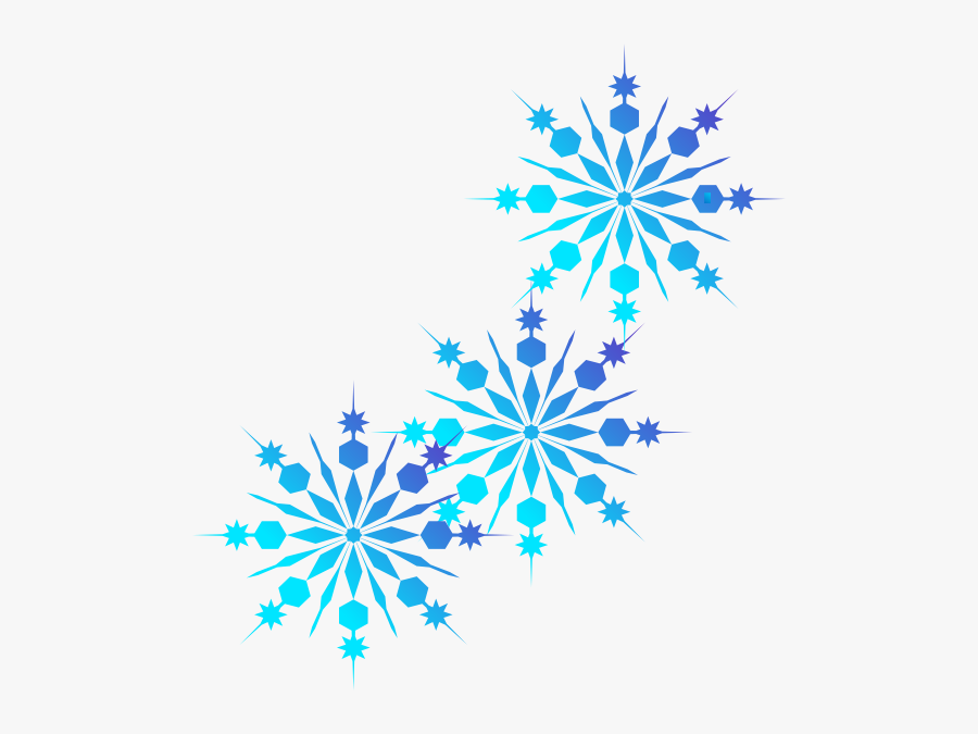Finest Collection Of Free To Use Snowflakes Clip Art - Transparent Background Snowflake Clipart, Transparent Clipart