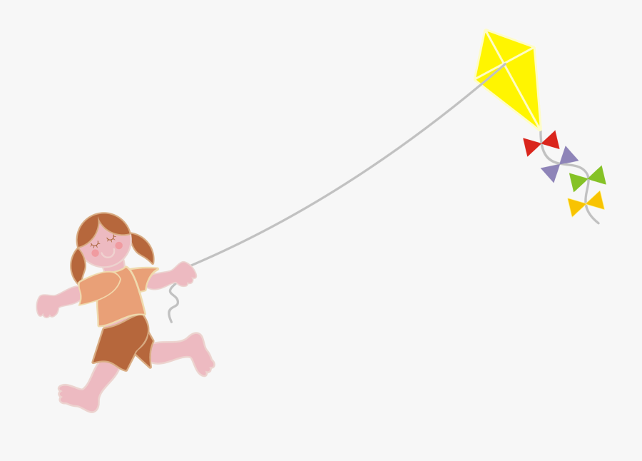 Girl Flying Kite Icons Png Fly A Kite Clipart Gif Free Transparent Clipart Clipartkey