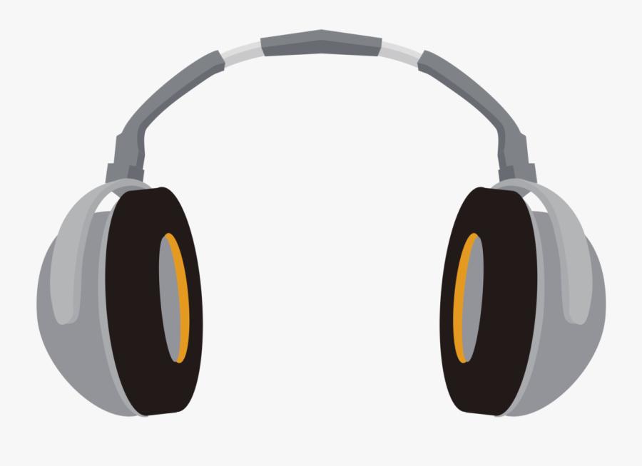 Headphone Clipart Wireless Headphone - Wireless Headphones Clipart, Transparent Clipart