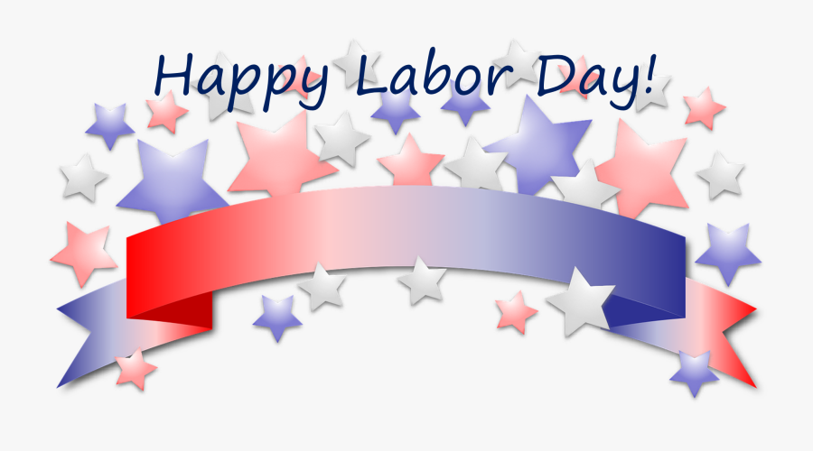 Clip Transparent Library Clipart Labor Day - Thank You Labor Day, Transparent Clipart