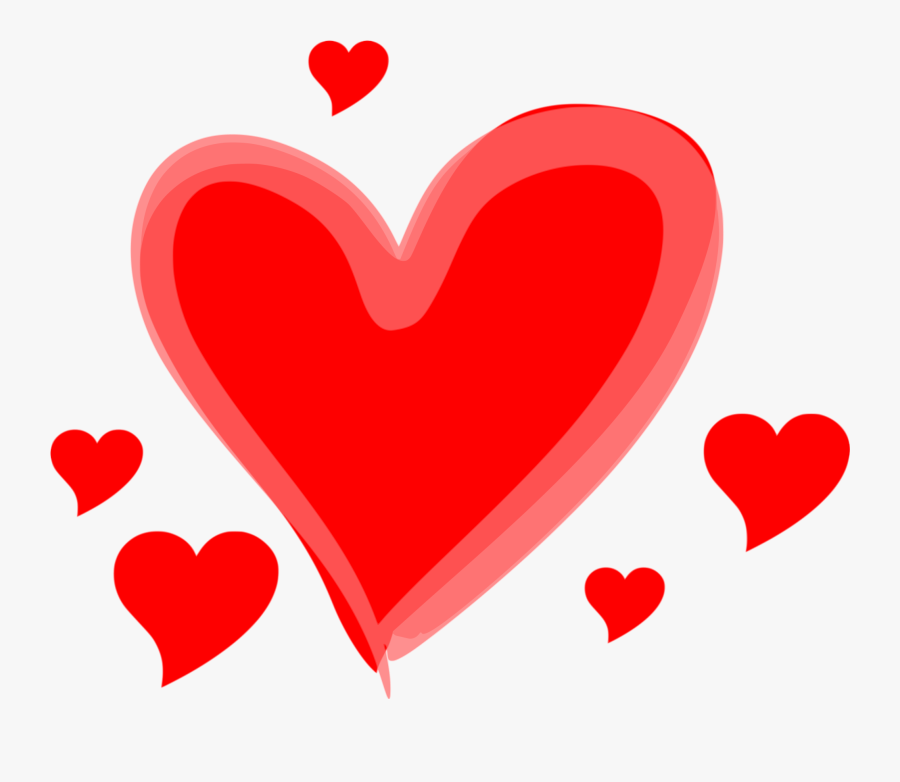 Clip Art Free Love Download On - Real Love Hearts, Transparent Clipart