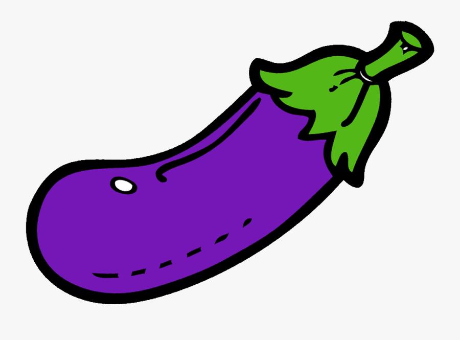 Eggplant Clipart Free - Eggplant Clipart Png, Transparent Clipart