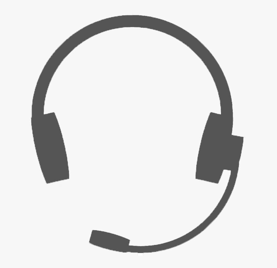 Call Center Headphone Icon , Transparent Cartoons - Call Center Headset Icon, Transparent Clipart