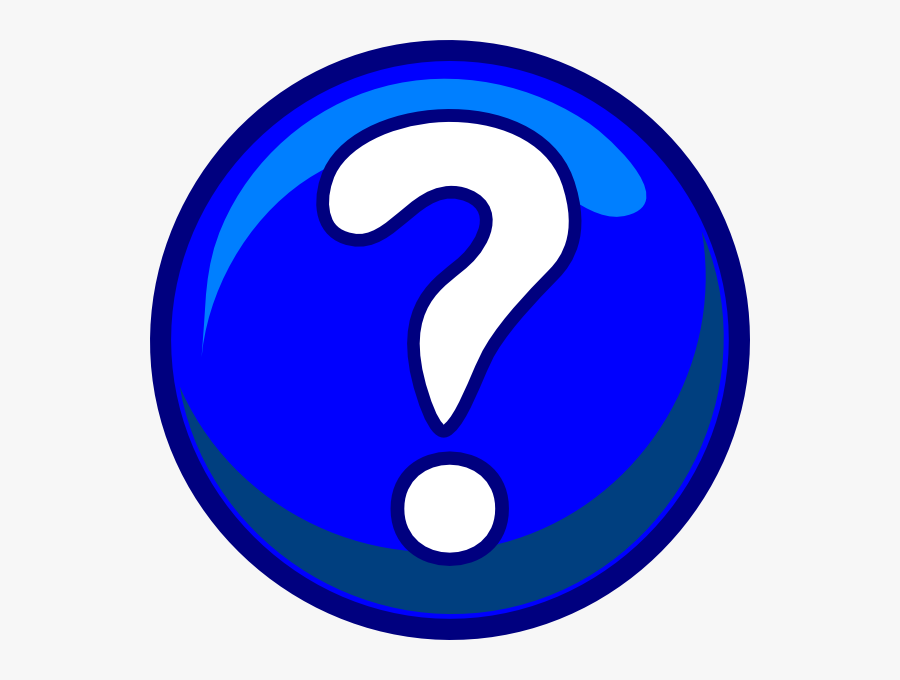 Question Clipart Royalty Free - Question Icon Clipart, Transparent Clipart