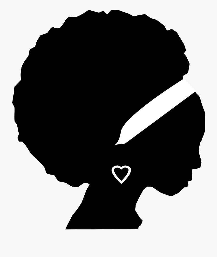 Clipart - Symbol For African American, Transparent Clipart