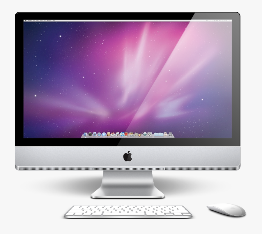 Computer Image Royalty Free - Imac 27, Transparent Clipart