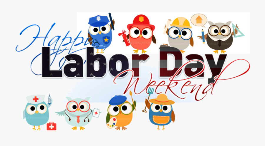 Closed For Labor Day Weekend, Transparent Clipart
