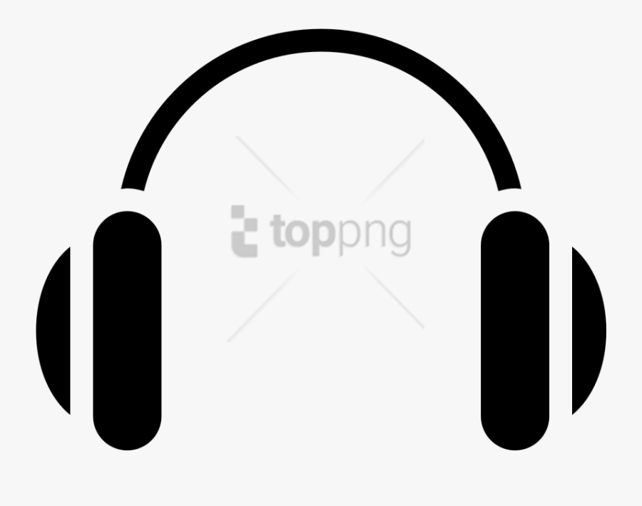 Free Png Headphones Icon - Microphone Sketch Computer, Transparent Clipart