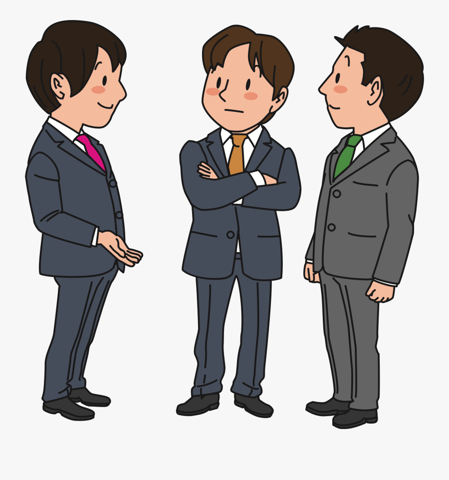 Png Royalty Free Clipart - Business Man Businessman Icon Png, Transparent Clipart