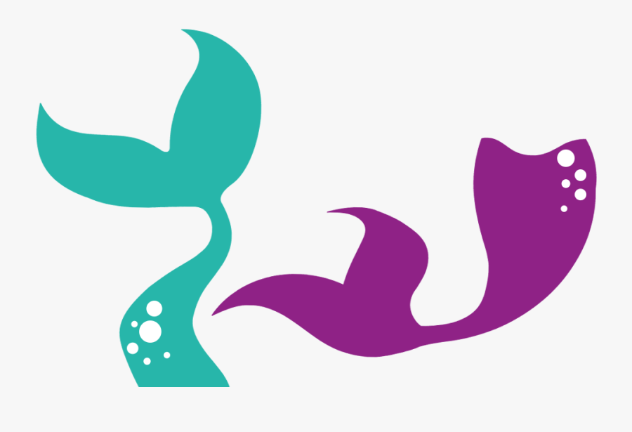 Mermaid Tail Svg Free, Transparent Clipart