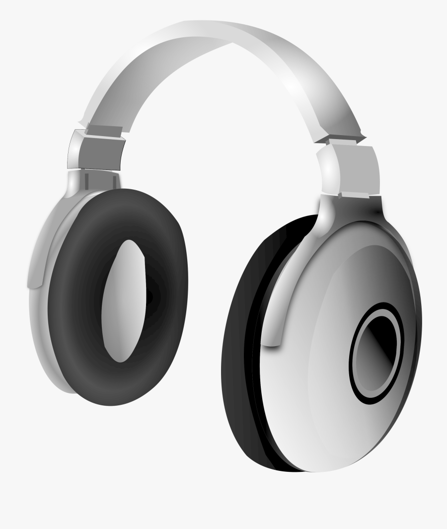 Big Image Png - Headphones Transparent Background, Transparent Clipart