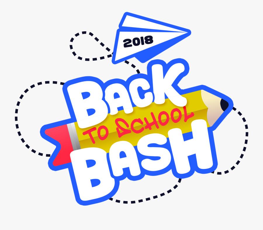 Church Hill Elementary School Svg - Back To School Bash 2019, Transparent Clipart