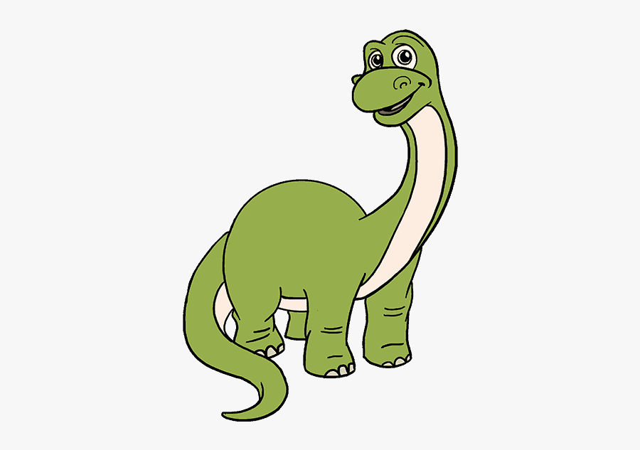 Clip Art Collection Free Dinosaur Drawing - Easy Dinosaur Images Drawing, Transparent Clipart
