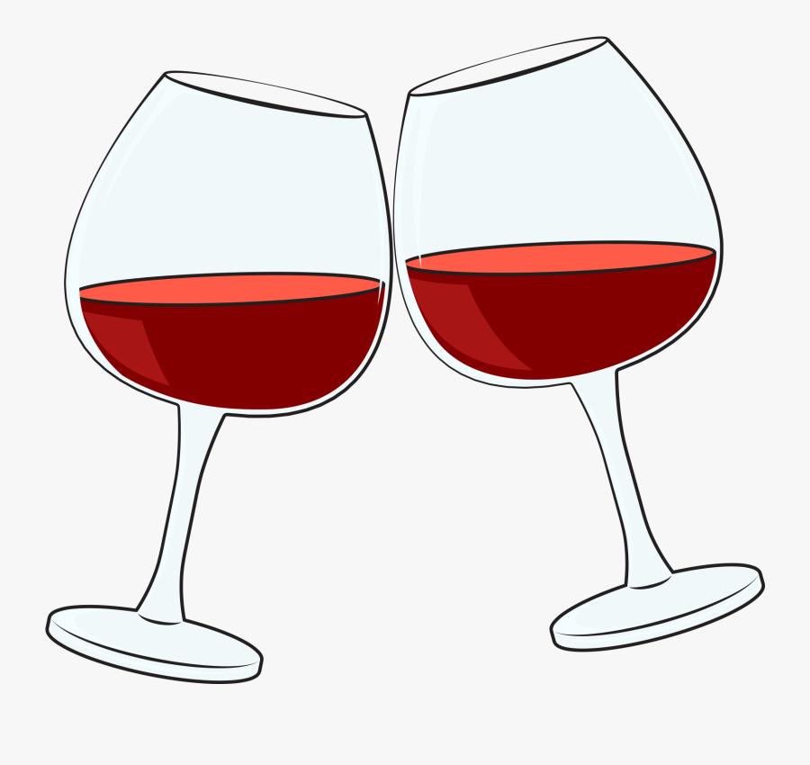 Transparent Wine Clipart Wine Glass Cartoon Cheers Free Transparent Clipart Clipartkey