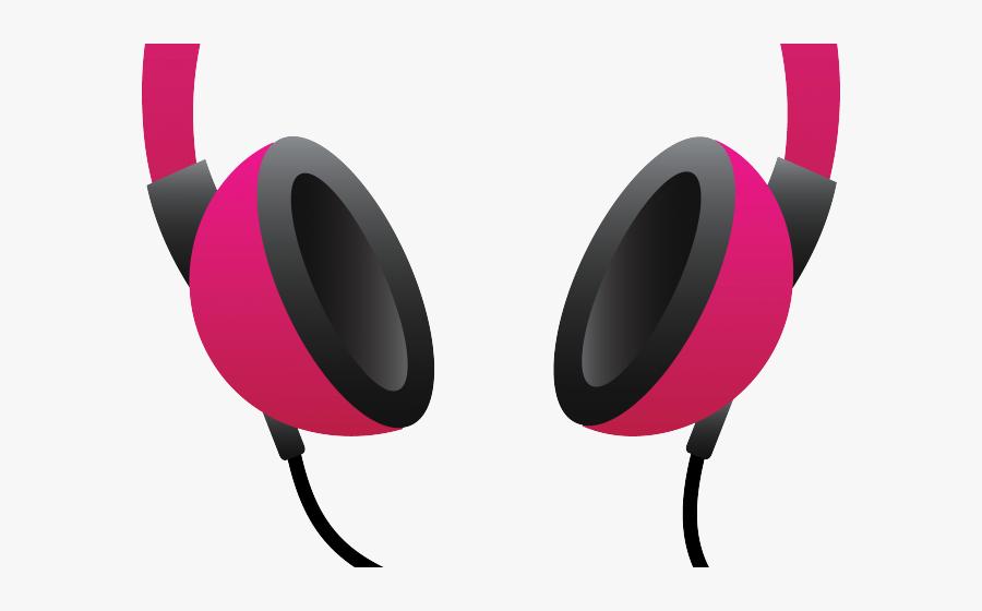 Transparent Gaming Clipart - Transparent Background Headphone Clipart Png, Transparent Clipart