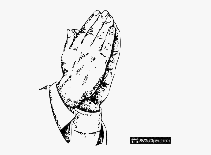 Praying Hands Information Clipart Get Free Transparent - Praying Hands Clipart Jpg, Transparent Clipart