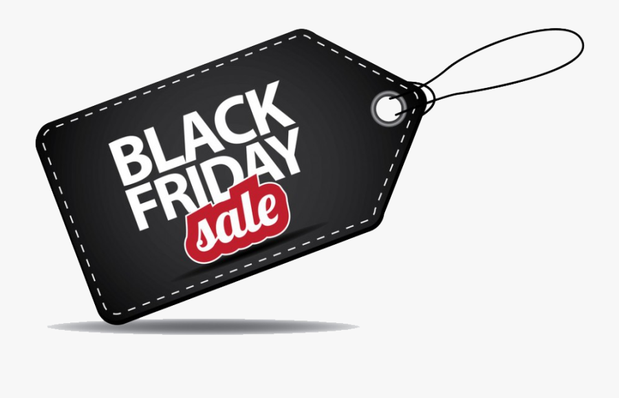 Black Friday Clipart Png Image - Black Friday Sale Png, Transparent Clipart