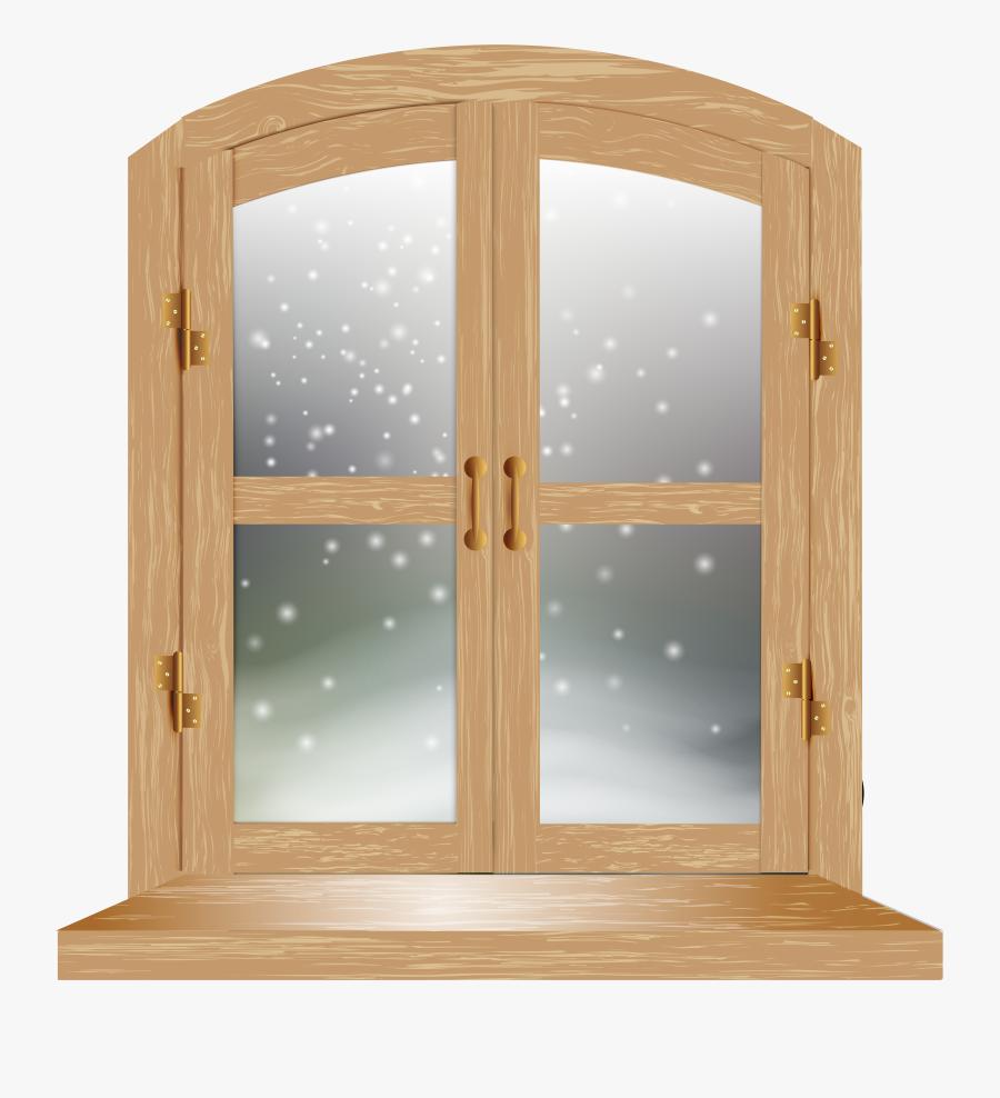 Winter Window Clipart Transparent, Transparent Clipart