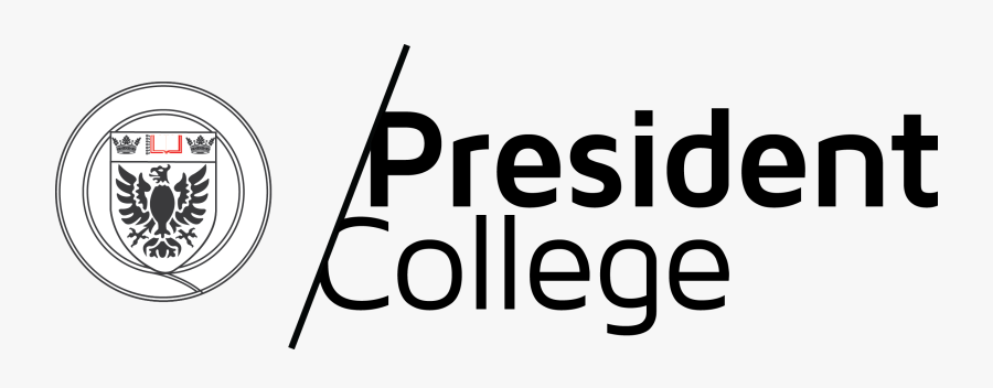 Transparent College Diploma Clipart - President College Kuala Lumpur Logo, Transparent Clipart