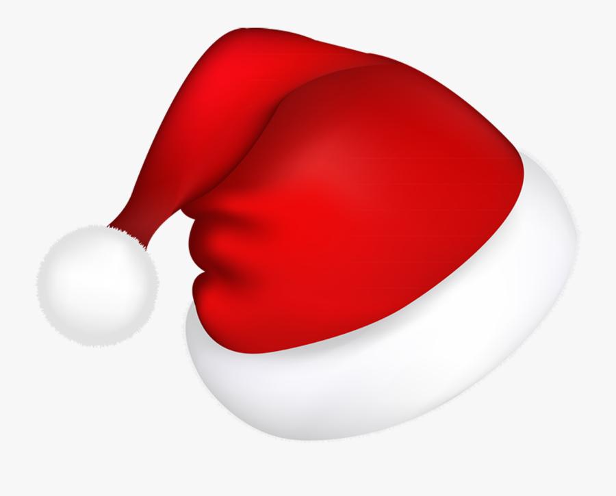 Santa Claus Png Clipart - Christmas Hat Vector Png, Transparent Clipart