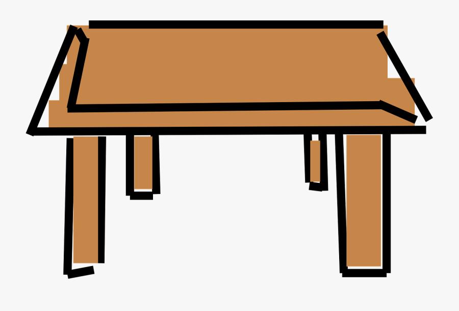 Cartoon Free Download Best - Desk Clipart, Transparent Clipart