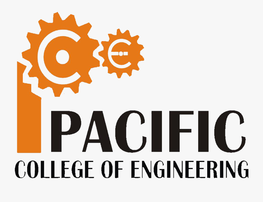 Picture Royalty Free Library College Clipart Engineering - Pacific College Of Engg Udaipur, Transparent Clipart