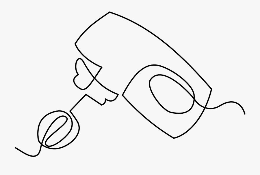 Mixer Clipart, Transparent Clipart