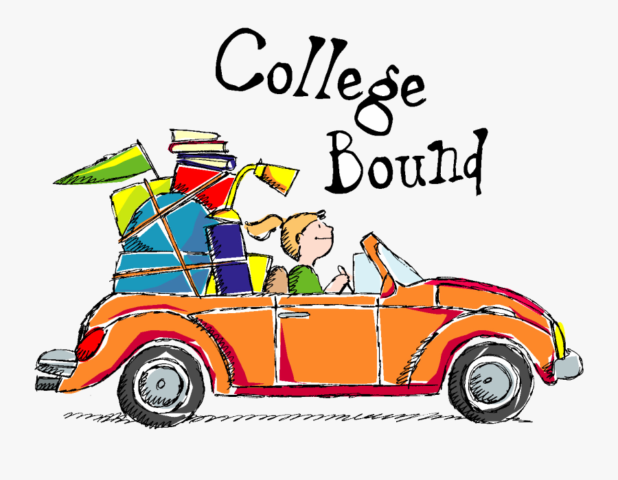 College Clipart Free Images Transparent Png - College Bound, Transparent Clipart