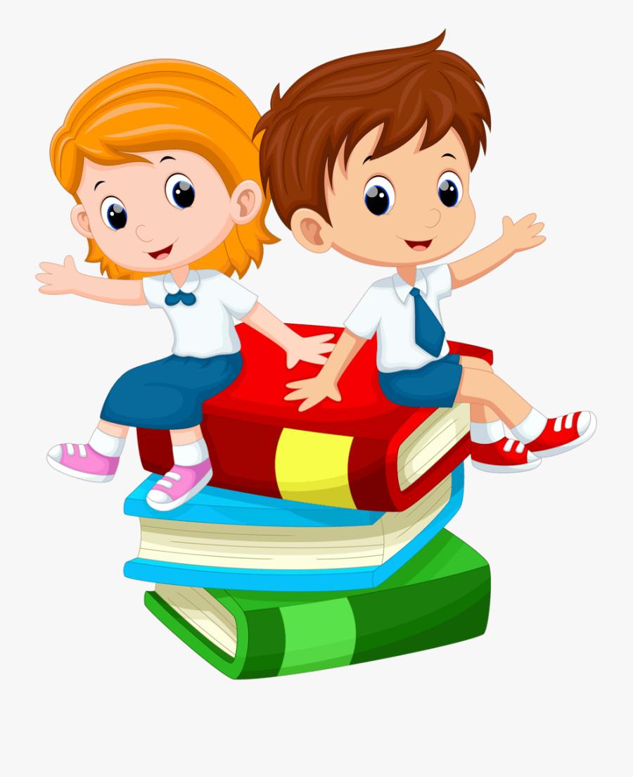 Thumb Image - School Kids Clipart, Transparent Clipart