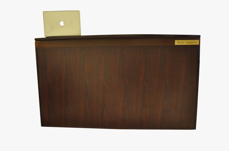 Desk Clipart Long Table - Transparent Office Desk Png, Transparent Clipart