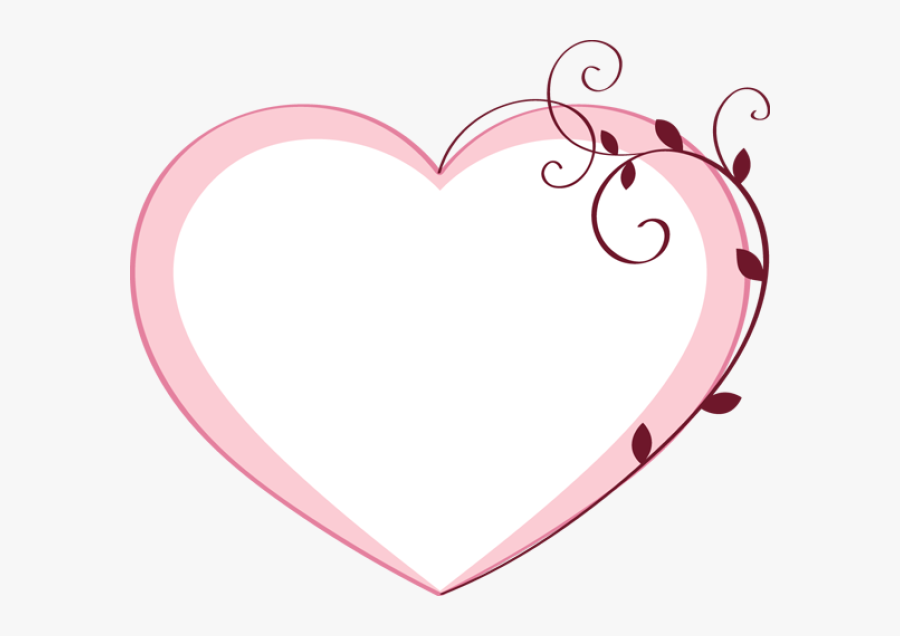 Clip Art Heart Valentines Day, Transparent Clipart