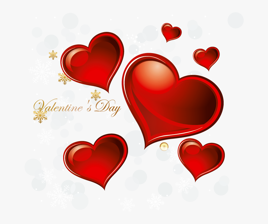 Day,clip Body,font,graphics - Hearts Decoration, Transparent Clipart