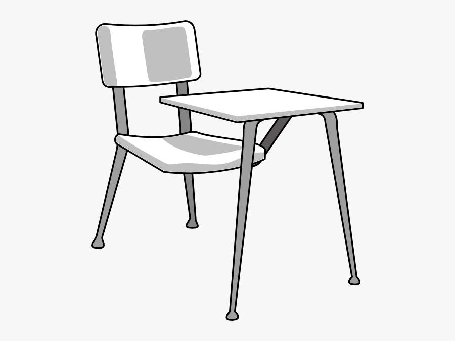 School Desk Clipart - Draw A School Desk, Transparent Clipart