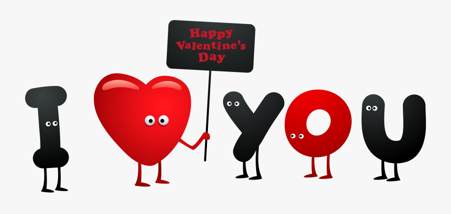 Clipart Of I Love You At Getdrawings - Love You Em Png, Transparent Clipart