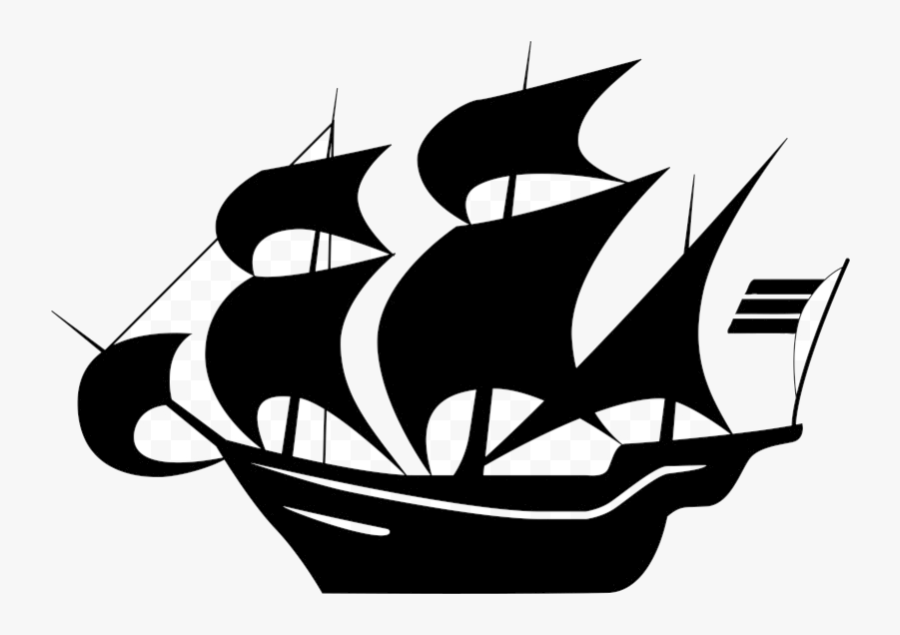Sailboat Sailing Ship Clipart Transparent Png - Sail Ship Clip Art, Transparent Clipart