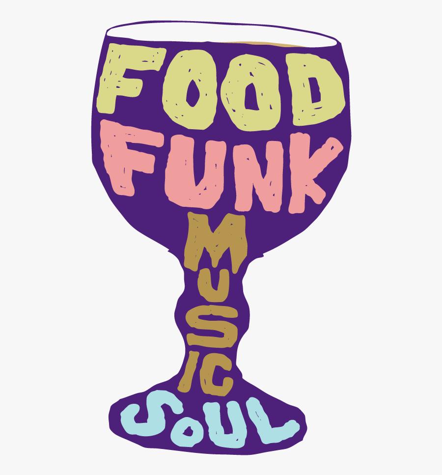 Food Funk Music Soul - Illustration, Transparent Clipart