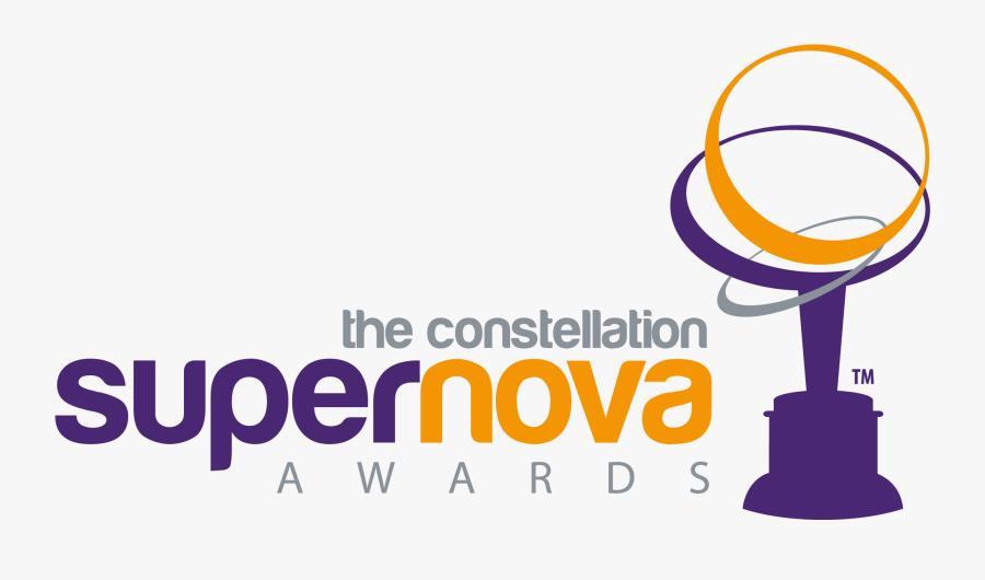 Transparent Constellation Png - Constellation Supernova Awards, Transparent Clipart