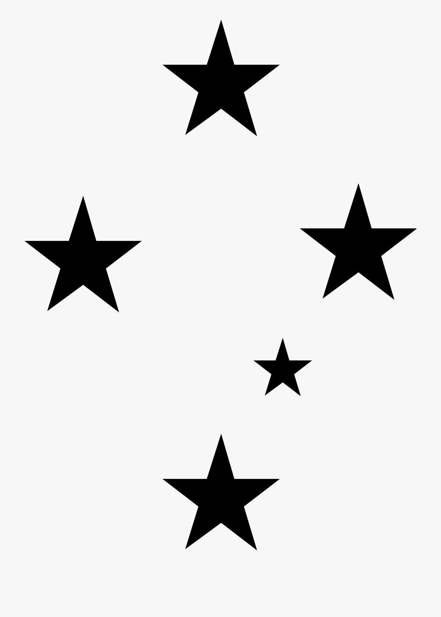 Southern Cross Star Pattern Clipart , Png Download - Southern Cross Stars Logo, Transparent Clipart