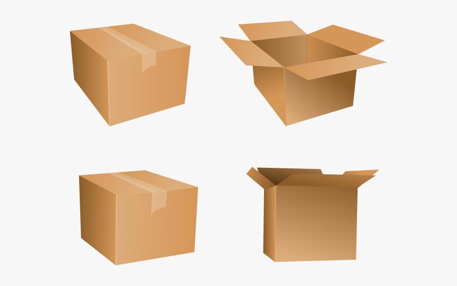 Box,shipping Box,carton,packaging And Art,square - Box Free, Transparent Clipart