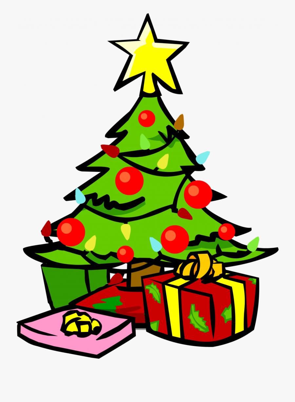 Transparent Christmas Tree Shop Clipart - Christmas Tree, Transparent Clipart
