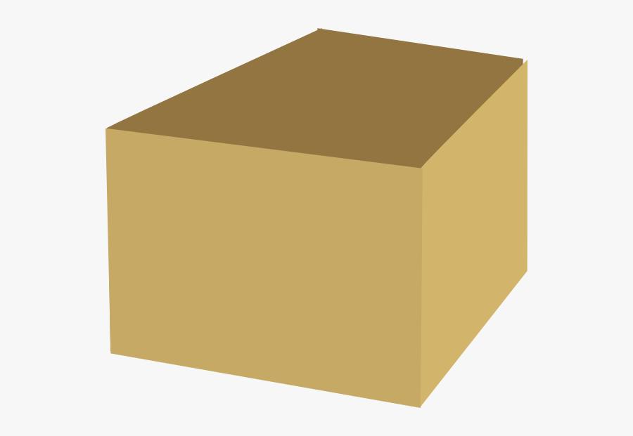 Box, Transparent Clipart