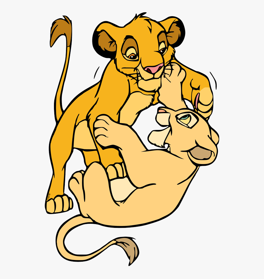 Nala The Lion King Coloring Pages, Transparent Clipart