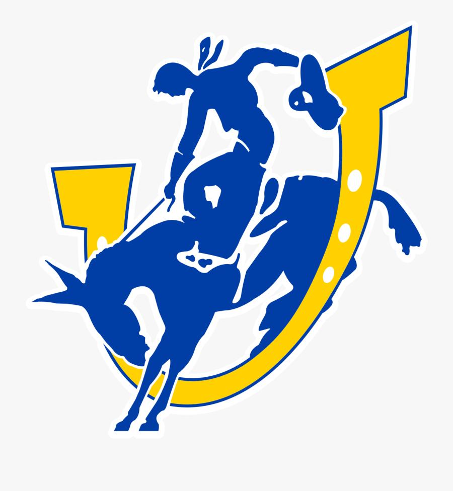 Transparent Kicking Mule Clipart - Southern Arkansas University Muleriders, Transparent Clipart
