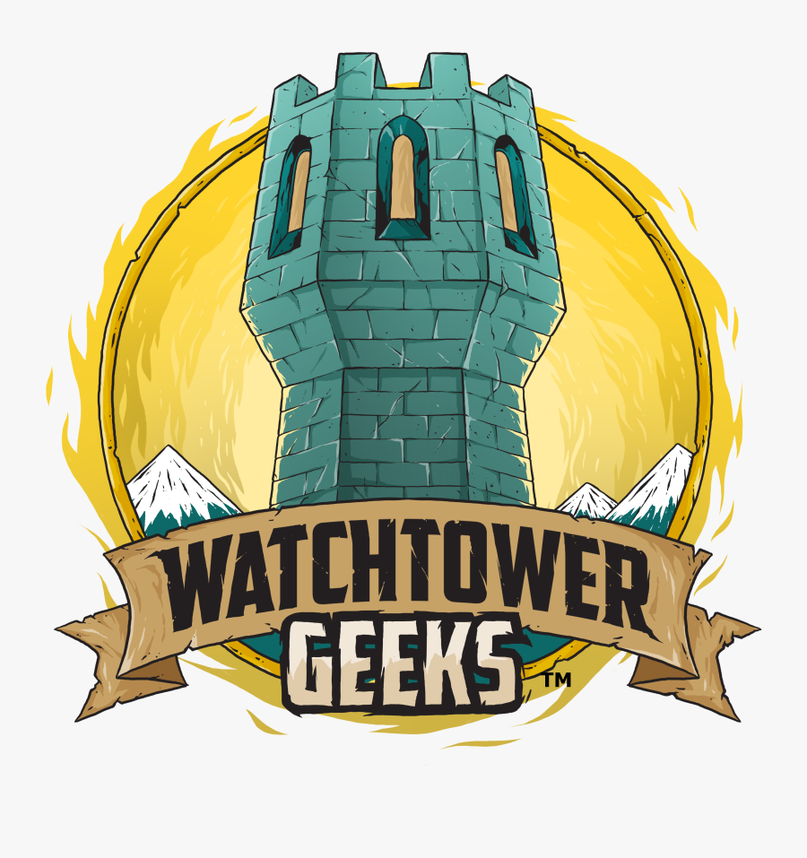 Watchtower Clipart Empire - Guardians Of The Watch Tower, Transparent Clipart