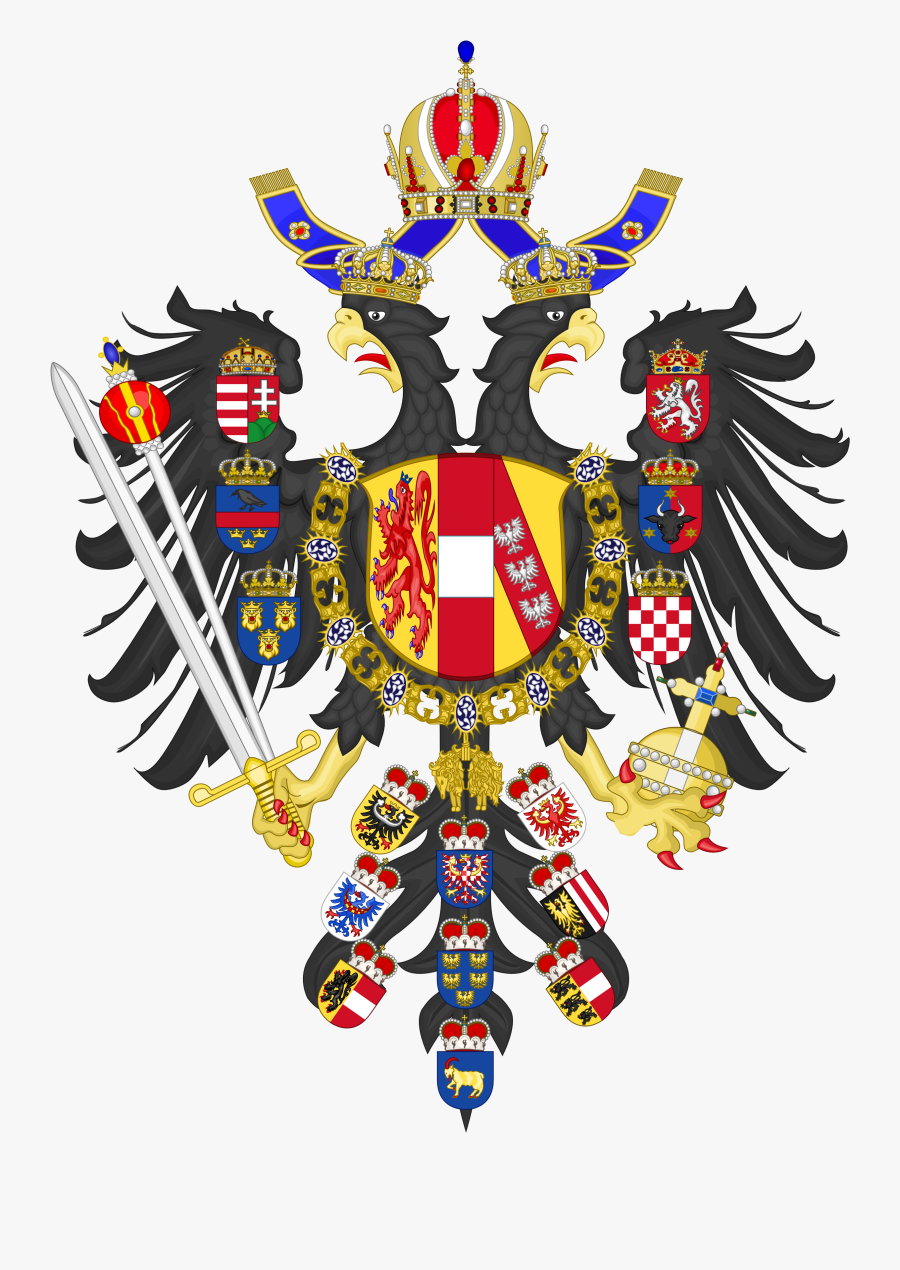 Coat Of Arms Request By Fennomanic Coat Of Arms Request - Coat Of Arms Of The Austrian Empire, Transparent Clipart
